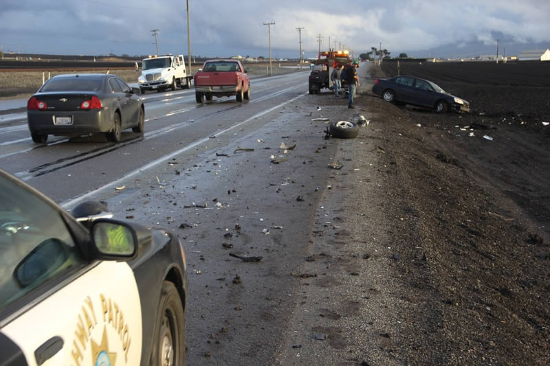 Family Member Injured in Car Accident